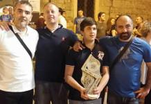 ATRI CUP 2016, SUCCESSO PER I GUERRIERI DELLA LUCE