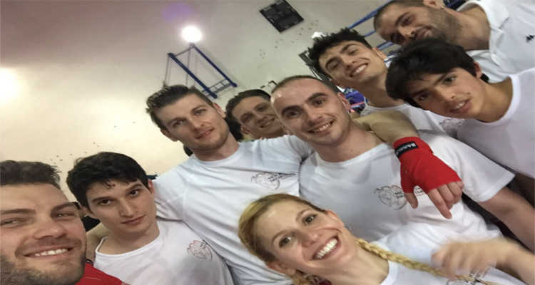 KICK BOXING DEPARTMENT, SUCCESSO PER IL TEAM MOLISANO