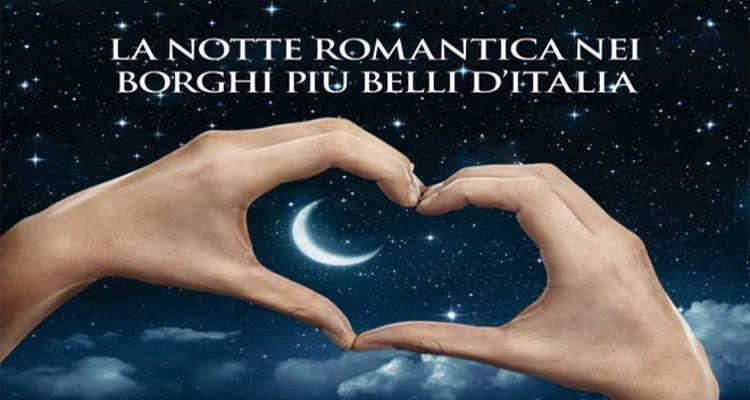 NOTTE ROMANTICA TRA I BORGHI DI FORNELLI E FROSOLONE