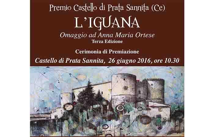 PREMIO IGUANA-CASTELLO, PRESENTI LE ECCELLENZE MOLISANE