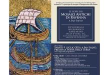 I Mosaici Antichi di Ravenna a San Salvo: convegno e mostra