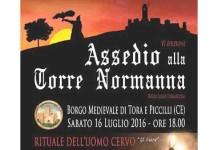L'Uomo-Cervo varca i confini molisani per arrivare in Campania