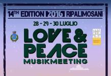Love&Peace, non solo musica a Ripalimosani
