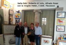 Premio Internazionale D'Angiò 2016 a Roberto di Jullo