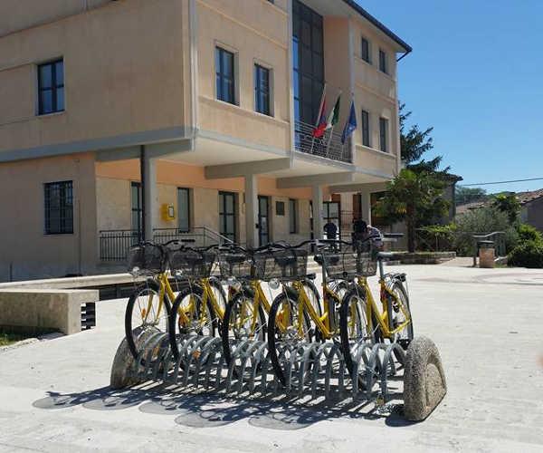 Vinchiaturo, bici in-Comune per i cittadini
