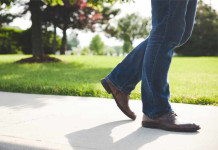 Camminare per sconfiggere ansia, depressione e rallentare la demenza