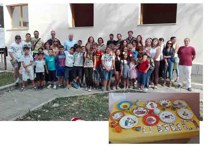 Campobasso, si conclude in allegria il Summer Camp