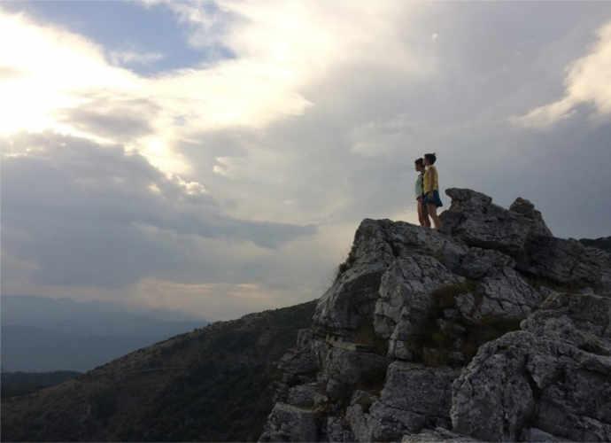 Due passi in Molise, il video del cammino a Molise Cinema
