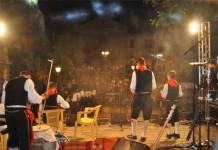 Macchiagodena, successo per l'Etnik Music Folk