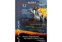 Montemitro, serata Multietnica di musica e gastronomia