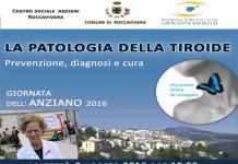 Roccavivara, giornata dell'anziano dedicata alla tiroide