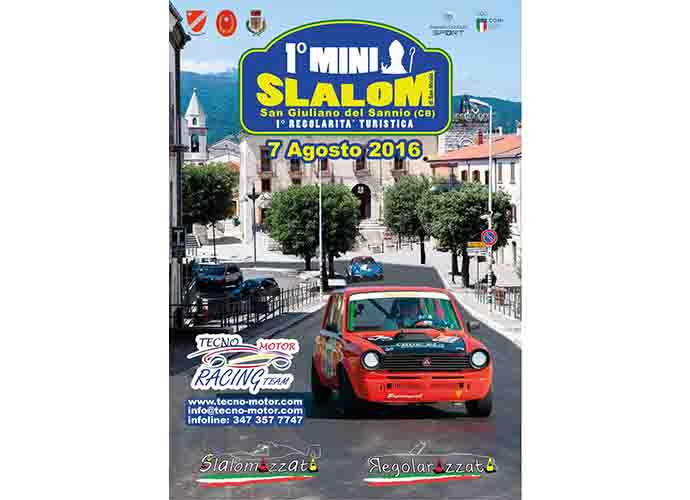San Giuliano del Sannio, tutto pronto per il Mini-Slalom