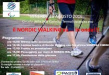 Termoli, la Nordic Walking si sposta in mare