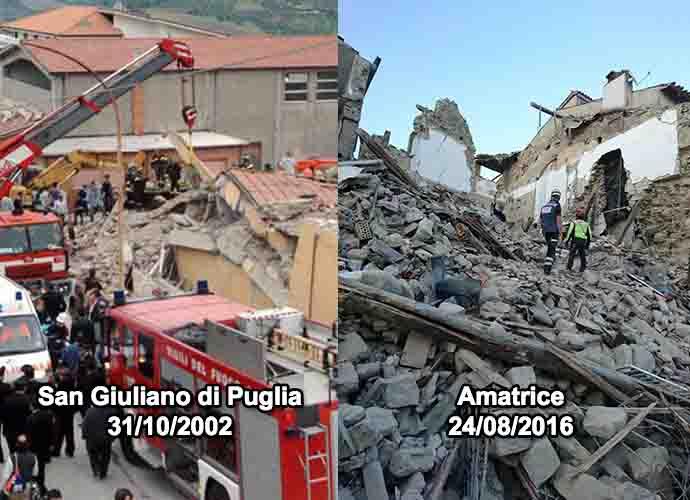 Terremoto e psicologia d'emergenza, fu in Molise il primo coordinamento