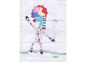 Colore per Amatrice, concorso di disegno per i piccoli
