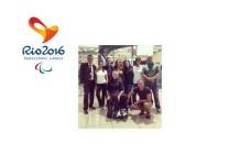 Il molisano Stefano Cialella alle Paralimpiadi di Rio