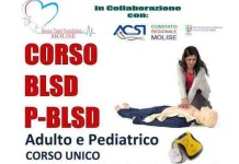 Le manovre che salvano la vita: corsi a Termoli e Campobasso