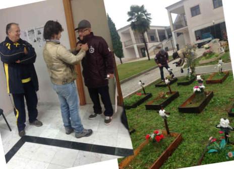Campobasso, il cimitero cittadino su Tv Sat 2000 il 2 novembre