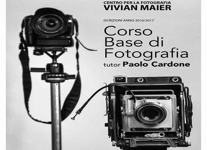 Corso base di fotografia a Campobasso, in partenza