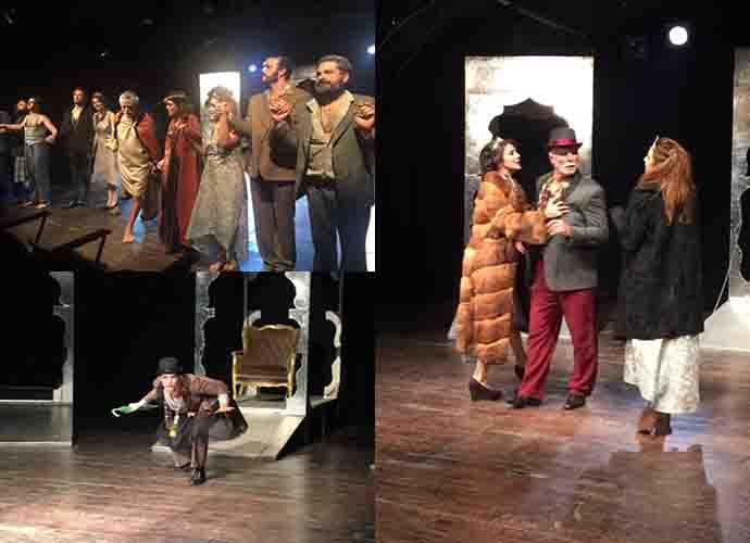 La Compagnia del Loto porta il Re Lear al Teatro dell'Orologio a Roma