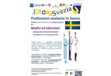 Lavorare in Svezia, selezione per infermieri e medici