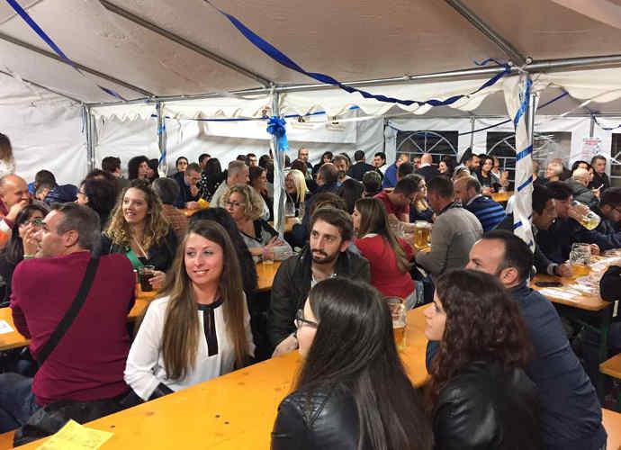 Petrella in Fiera, i visitatori premiano l'iniziativa con il terzo Oktoberfest