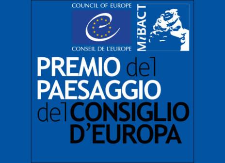Premio del paesaggio, bando per la candidatura italiana