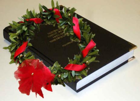 Premio di laurea per tesi in Servizio Sociale