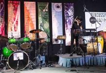 Simone Di Tullio, percussioni vincenti al Festival di Montesilvano