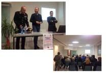 Tavenna, Istituzioni e Forze dell'ordine per la sicurezza dei cittadini