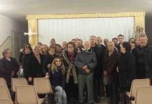Domenico torna in Molise dopo 68 anni, la grande accoglienza di Duronia