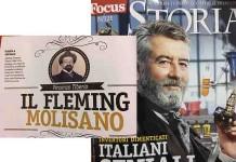 Il molisano che scoprì la penicillina, Vincenzo Tiberio su Focus Storia