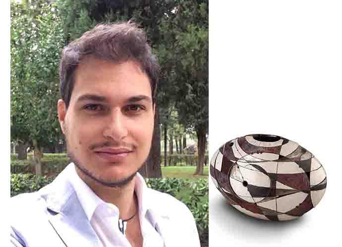 Le ceramiche Raku di Simone Zaccarella al Museo Fondazione Crocetti