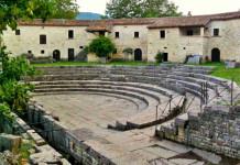 Le rovine di Saepinum tra le 101 meraviglie che valgono il viaggio