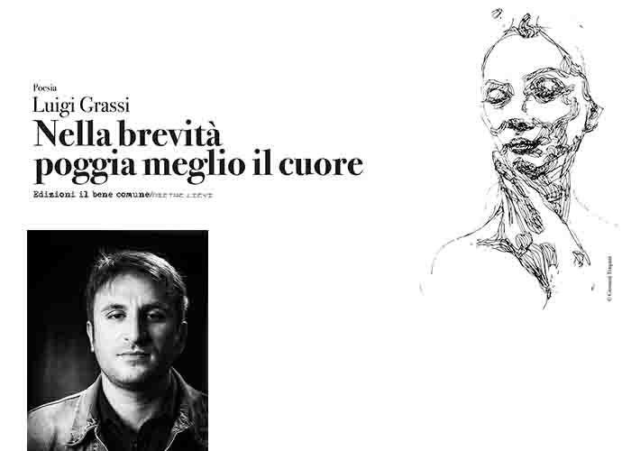Luigi Grassi, autore molisano di poesie presenta la sua opera prima