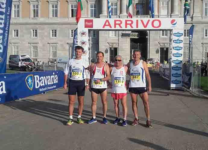Maratone di Caserta, Palmanova e Verona, tanti i molisani in gara