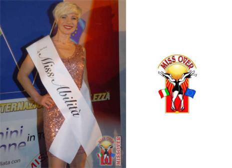 Miss Over 2016, premiata anche la molisana Silvana Del Grosso