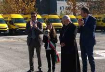 Molise, davanti ad un sindaco junior la consegna dei 55 scuolabus