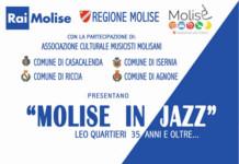 Molise in Jazz, eventi a Riccia, Casacalenda, Agnone e Isernia