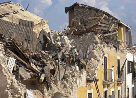 Pia, sotto le macerie a San Giuliano, oggi spiega la prevenzione sismica