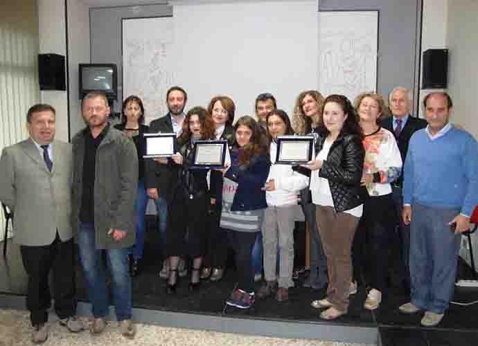 Premio Fasolino, tre le studentesse molisane premiate