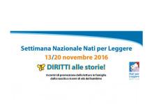 Settimana nazionale Nati per le leggere, gli appuntamenti in Molise