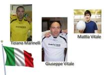 Torball, Mattia Vitale e Tiziano Marinelli convocati in Nazionale
