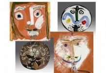 Ceramiche e opere grafiche di Picasso