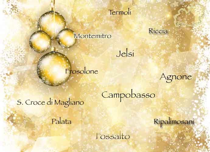 Gli eventi natalizi in Molise…e dintorni