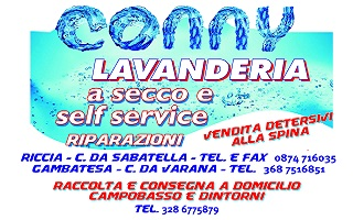 Conny Lavanderia Campobasso Riccia Gambatesa