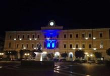 Campobasso municipio blu