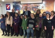 Regione Molise incontro con disabili