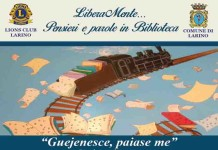 Larino evento Guejenesce paiase me Canti, poesie, prosa