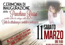 Panchina Rossa Larino Molise